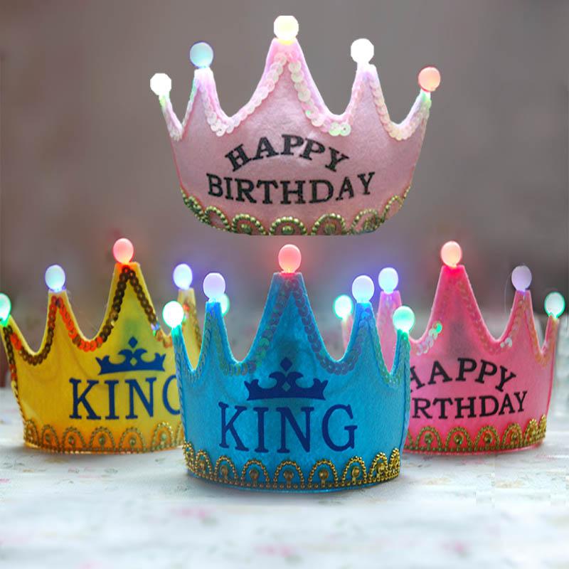 Корона на день рождения