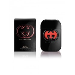 Gucci ''Guilty Black For Women'' 75 ml
